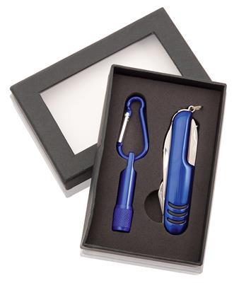 Zestaw narzędzi, narzędzie wielofunkcyjne/ scyzoryk, latarka-497932