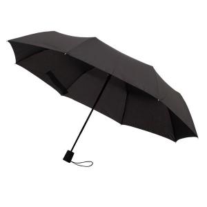 Składany parasol sztormowy Ticino, czarny-547890