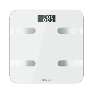 Waga analityczna Bluetooth Forever AS-100 biała