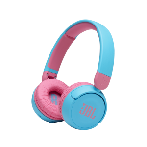 Słuchawki JBL JR310BT różowo jasnoniebieskie