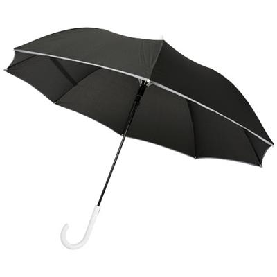 """Wiatroodporny, automatyczny odblaskowy parasol Felice 23"""""""