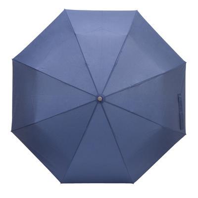Składany parasol sztormowy Vernier, granatowy-548530