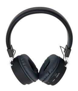 Słuchawki Bluetooth FREE MUSIC, czarne