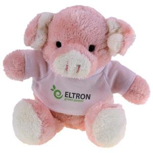 Susie, pluszowa świnka-480313