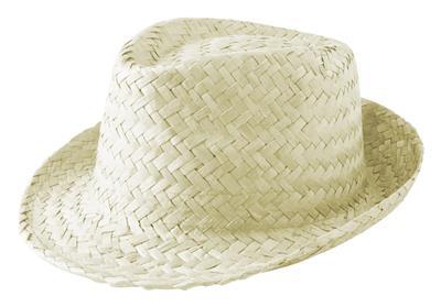 słomkowy kapelusz Zelio