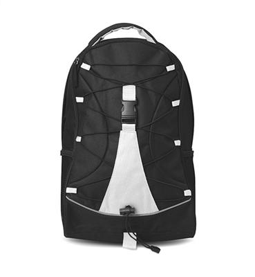 Czarny plecak                  MO7558-06