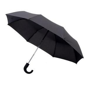 Składany parasol sztormowy Biel, czarny-548318