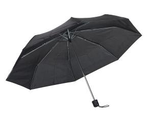 Składany parasol PICOBELLO, czarny-631426