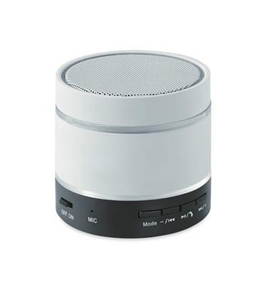 Podświetlany głośnik bluetooth MO8906-06-591329