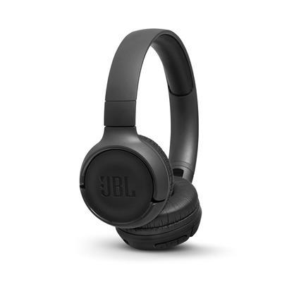 JBL słuchawki bezprzewodowe nauszne T500BT czarne