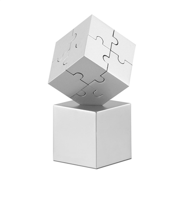 Magnetyczne puzzle 3D          AR1810-16