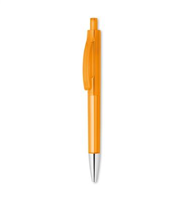 Przyciskany długopis w przezro MO8813-29