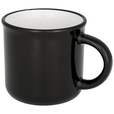 Turystyczny kubek ceramiczny