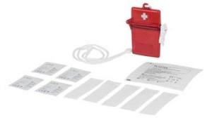 Zestaw pierwszej pomocy 10-częściowy