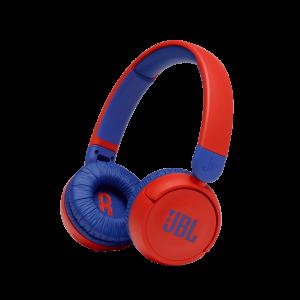 Słuchawki JBL JR310BT czerwono niebieskie