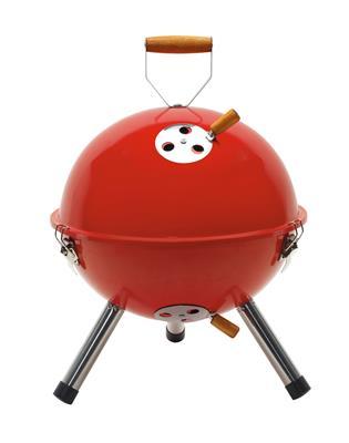 Grill, COOKOUT, czerwony