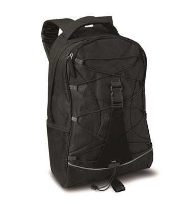 Czarny plecak                  MO7558-03