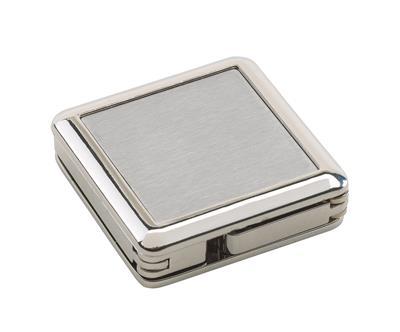 Zawieszka na torebkę, MONTREUX, srebrny-598696