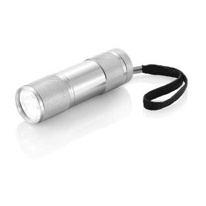 Latarka 9 LED Quattro
