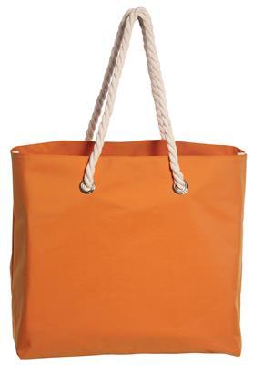 Torba plażowa, CAPRI, pomarańczowy