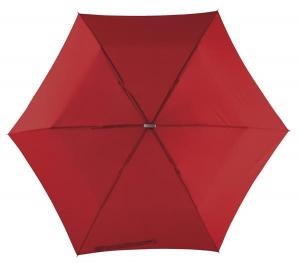Parasol, FLAT, ciemnoczerwony