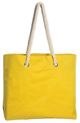 Torba plażowa, CAPRI, żółty