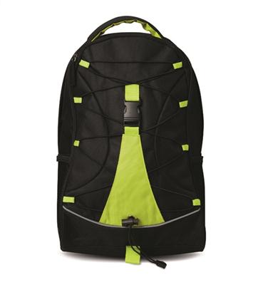 Czarny plecak                  MO7558-48