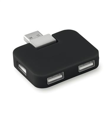 Hub USB 4 porty                MO8930-03