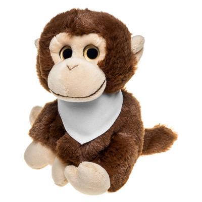 Taffy, pluszowa małpka