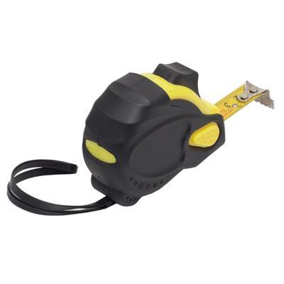 Miarka zwijana 5 m Skill, żółty-548620