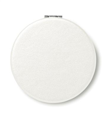 Okrągłe lusterko z PU          MO9008-06
