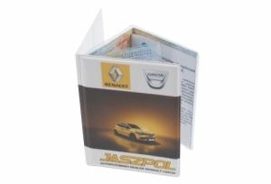 Etui na dokumenty kierowcy