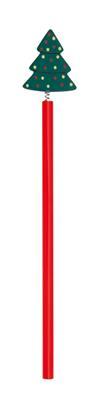 Ołówek, świąteczny wzór