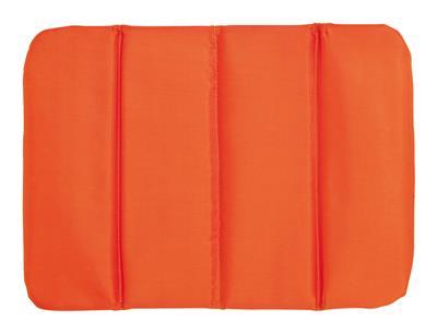 Wygodna poduszka PERFECT PLACE, pomarańczowy