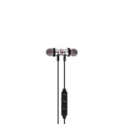 XO Słuchawki bluetooth BS5 srebrne