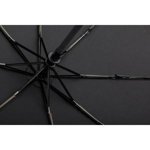 Składany parasol sztormowy Biel, czarny-548324