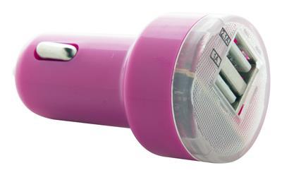ładowarka samochodowa USB Denom