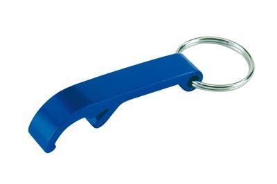Otwieracz do butelek, OPEN, niebieski