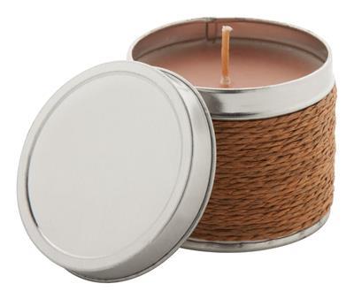 świeca zapachowa, czekolada Shiva