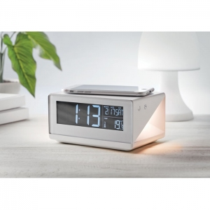 Zegar/bezprzewodowa ładowarka MO9588-06