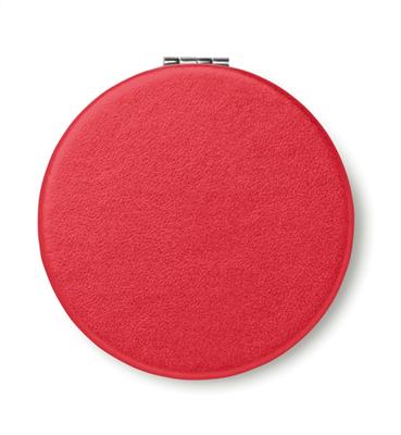 Okrągłe lusterko z PU          MO9008-05