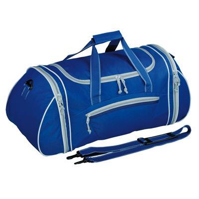 Torba podróżna Prescott, niebieski-544782