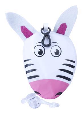 worek sznurkowy, zebra Kissa