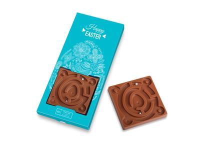 czekoladowy labirynt