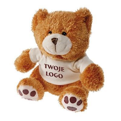 Maskotka Teddy Bear, brązowy