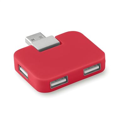 Hub USB 4 porty                MO8930-05