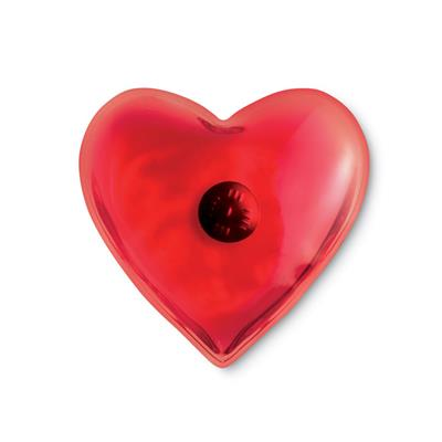 Gorąca podkładka, serce