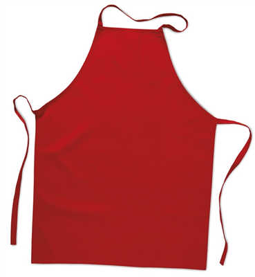 Bawełniany fartuch kuchenny    MO7251-05