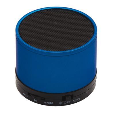 Głośnik 3W Partybeat, niebieski
