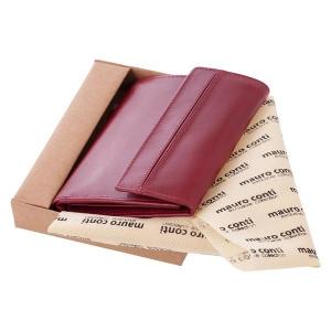 Skórzany portfel damski Mauro Conti-477607